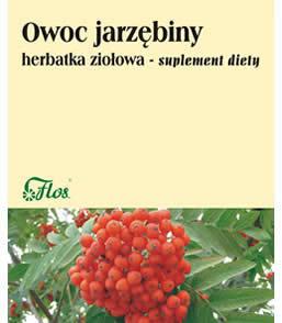 Jarzębina owoc