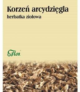 Korzeń arcydzięgla herbatka