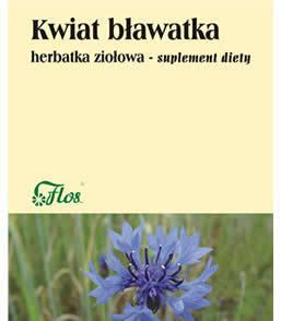 Kwiat bławatka