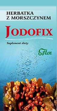 Jodofix herbatka z morszczynem