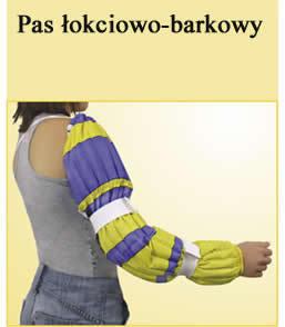 Pas gorczycowy łokciowo-barkowy
