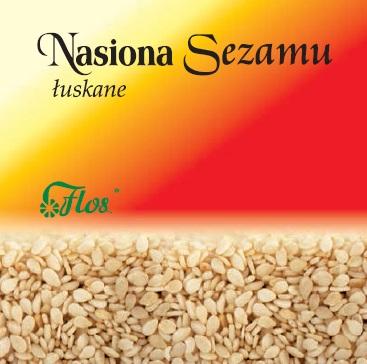 Nasiona sezamu
