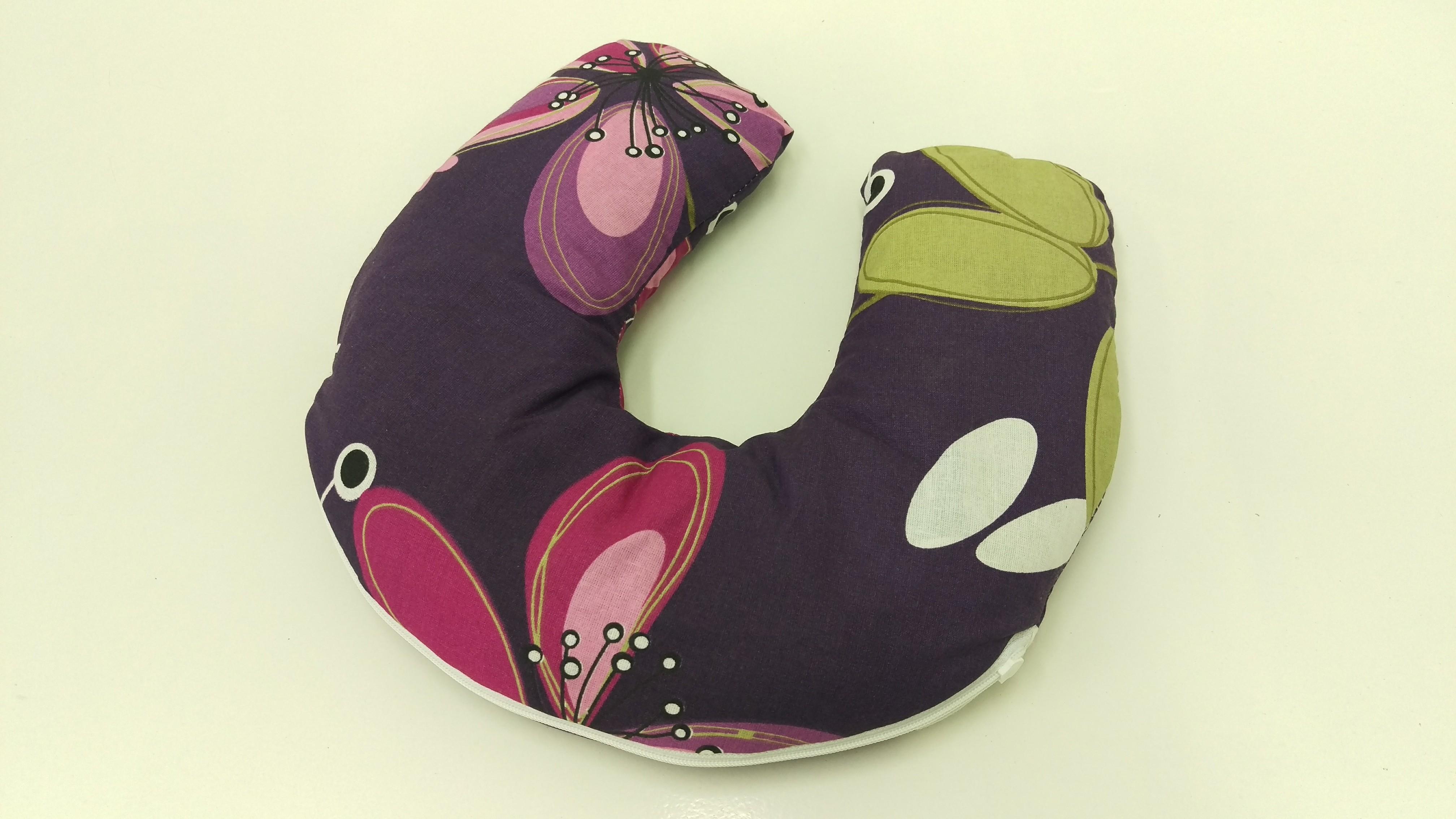 Poduszka profilowana z łuski gryczanej