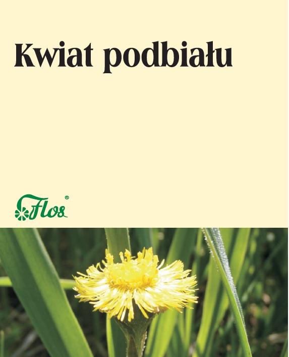 Kwiat podbiału