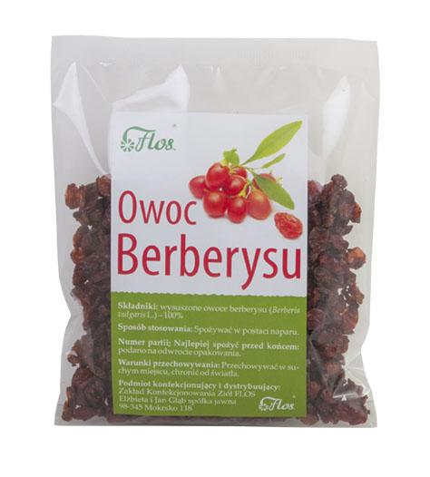 Owoc berberysu